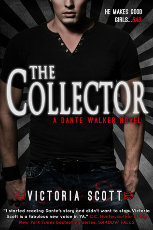 Dante Walker Series by Victoria Scott