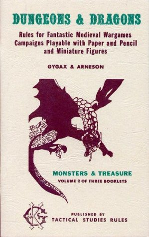 Dungeons & Dragons, Vol. 2: Monsters & Treasure