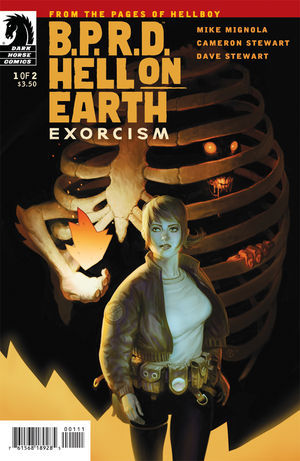 B.P.R.D Hell on Earth: Exorcism 1