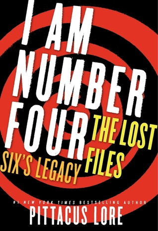 Sixs ebook i the files legacy free am number four download lost