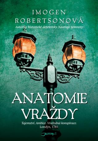 Anatomie vraždy (Crowther a Westermanová, #2)