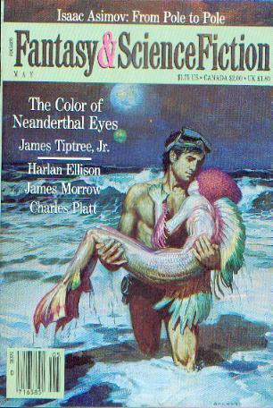 The Magazine of Fantasy and Science Fiction, May 1988 (The Magazine of Fantasy & Science Fiction, #444)