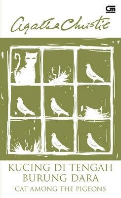 Kucing di Tengah Burung Dara by Agatha Christie