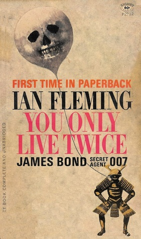 You Only Live Twice by Ian Fleming