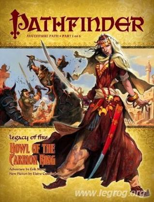 Pathfinder Adventure Path #19: Howl of the Carrion King