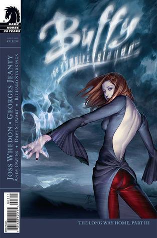 Buffy the Vampire Slayer: The Long Way Home, Part 3 (Season 8, #3)