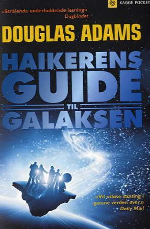 Haikerens guide til galaksen (Hitchhiker's Guide to the Galaxy, #1)