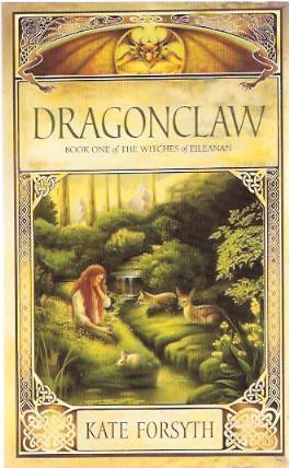 Dragonclaw by Kate Forsyth