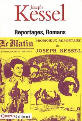 Reportages, romans