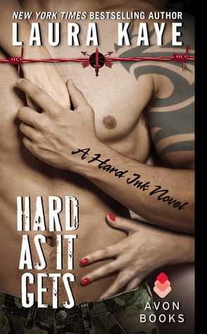 Hard as It Gets (Hard Ink, #1) par Laura Kaye