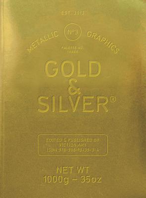 Palette 03: Gold & Silver