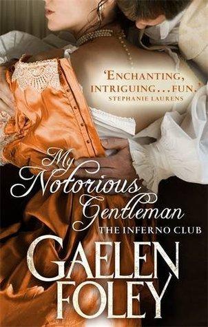 My Notorious Gentleman (The Inferno Club...