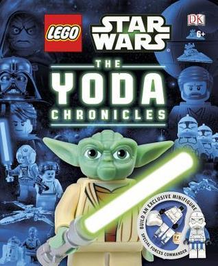 LEGO Star Wars: The Yoda Chronicles por Daniel Lipkowitz
