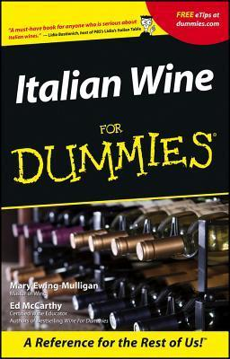 Italian Wine for Dummies.