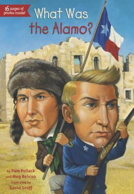 Ebook What Was the Alamo? by Meg Belviso TXT!