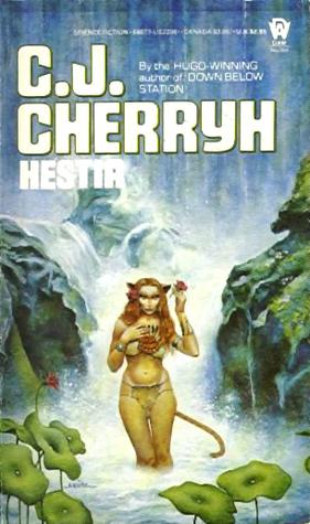 Hestia by C.J. Cherryh