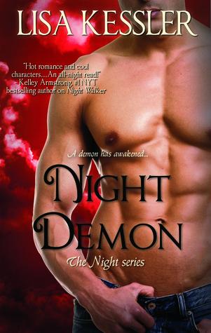 Night Demon (Night, #2)
