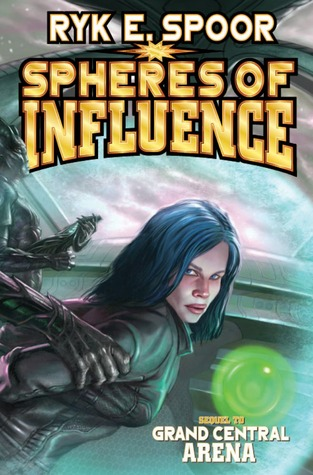 Spheres of Influence by Ryk E. Spoor