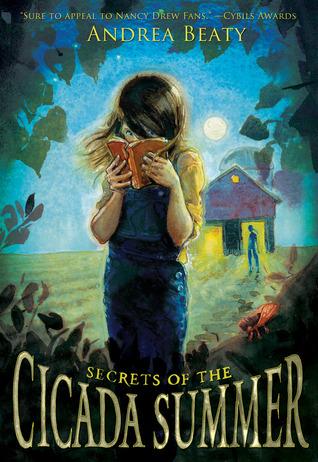 Secrets of the Cicada Summer by Andrea Beaty