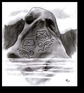 Traveling By Petroglyph