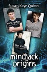 Mindjack Origins Collection by Susan Kaye Quinn