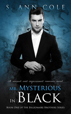 Mr Mysterious in Black