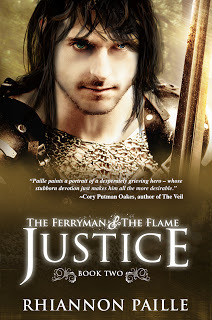 Justice (The Ferryman and the Flame, #2)...