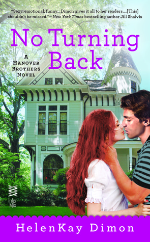 {Review} No Turning Back by HelenKay Dimon