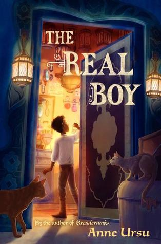The Real Boy by Anne Ursu thumbnail