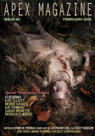 Apex Magazine Issue 45