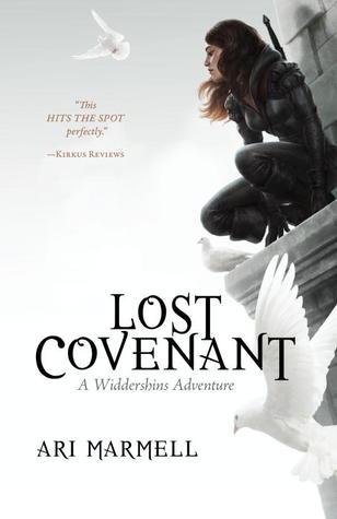Lost Covenant (Widdershins Adventures, #3)