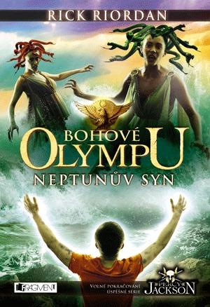 Neptunův syn (Bohové Olympu, #2)