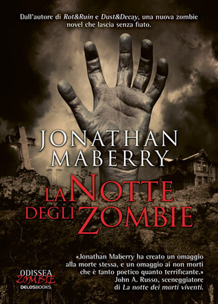 La notte degli zombie di Jonathan Maberry