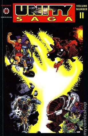 Unity Saga Volume 2