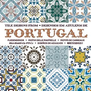 Tile Designs from Portugual: Desenthos Em Azulejos de Portugal [With CDROM]