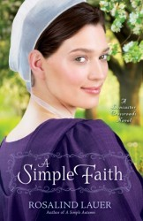 A Simple Faith (Lancaster Crossroads, #1)