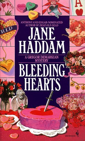 Bleeding Hearts by Jane Haddam