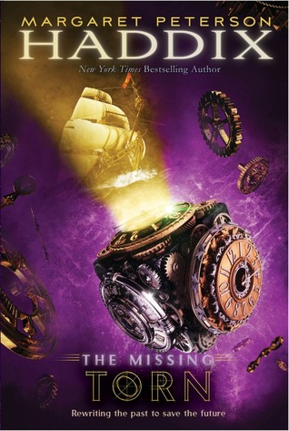 Torn by Margaret Peterson Haddix