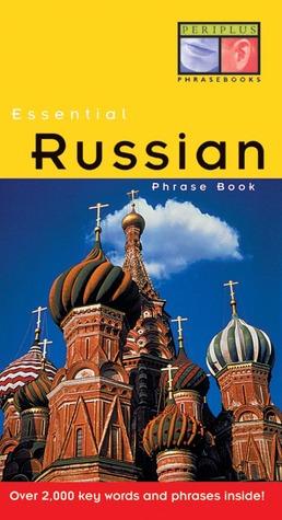 Essential Russian Phrase Book by Periplus Editors