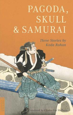 Pagoda, Skull  Samurai by Rohan Kōda