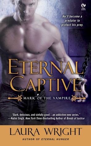 Eternal Captive (Mark of the Vampire, #3...