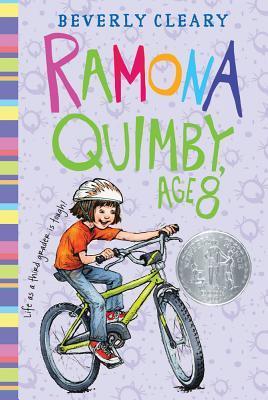 Ramona Quimby, Age 8  (Ramona Quimby, #6)