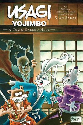 Usagi Yojimbo Volume 27: A Town Called Hell Limited Edition