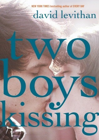 Two Boys Kissing (Hardcover)