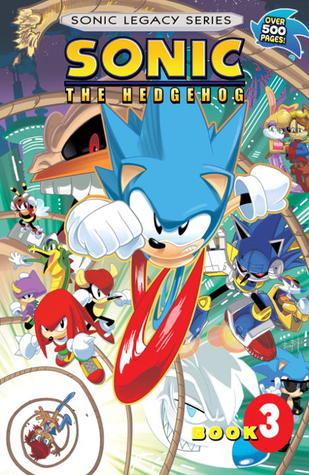 Sonic the Hedgehog: Legacy Vol. 3