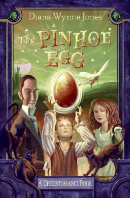 The Pinhoe Egg by Diana Wynne Jones
