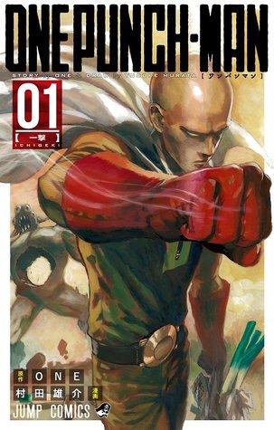 ワンパンマン 1 [Wanpanman 1] (Onepunch-Man, #1)