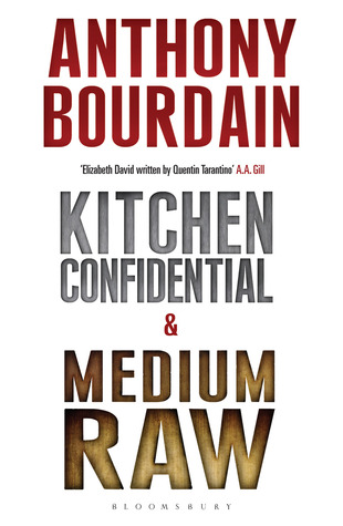 Tony Bourdain Boxset - Kitchen Confidential & Medium Raw