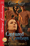 Captured by Cowboys (Doms of Destiny, Colorado, #1)
