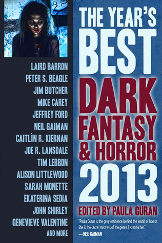 The Years Best Dark Fantasy & Horror...